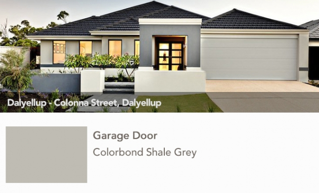 Aveling Homes Garage Door Colours Aveling Homes